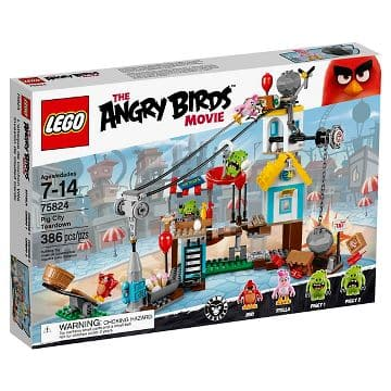 Lego Angry Birds Sets up to 21% off on Amazon