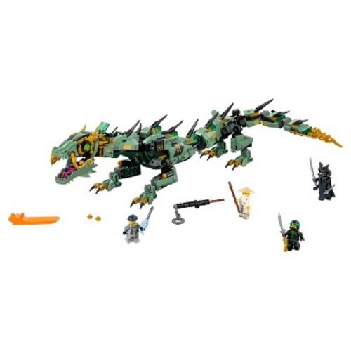 LEGO® Ninjago Green Ninja Mech Dragon 70612 Price Drop $39.99