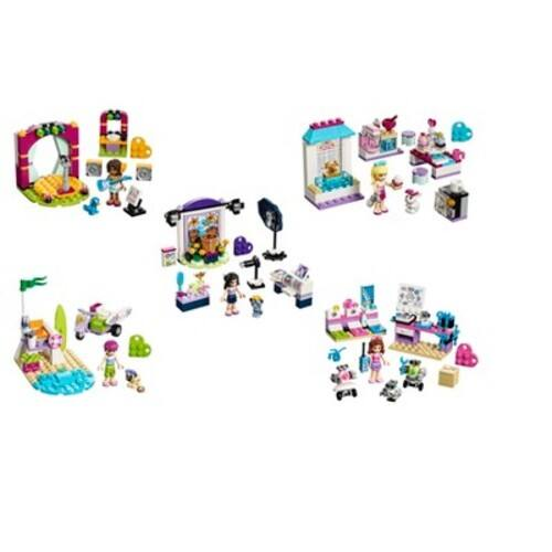 LEGO Friends Super Pack 66558 - Target Exclusive 5pk $19.99 Target B&M YMMV $19.98