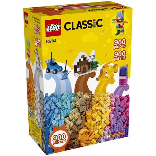 LEGO Classic Creative Box, 900 Pieces available at Walmart.com $36.97 Ships Free