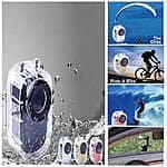 SJ1000 Full HD 1080P Sport Action Camera Mini Waterproof Diving DVR $69.99 Shipped@ebay