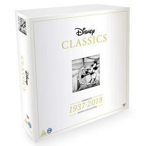 Disney Classics Complete Blu-ray Box Set 1937-2018 - $277 on Amazon UK