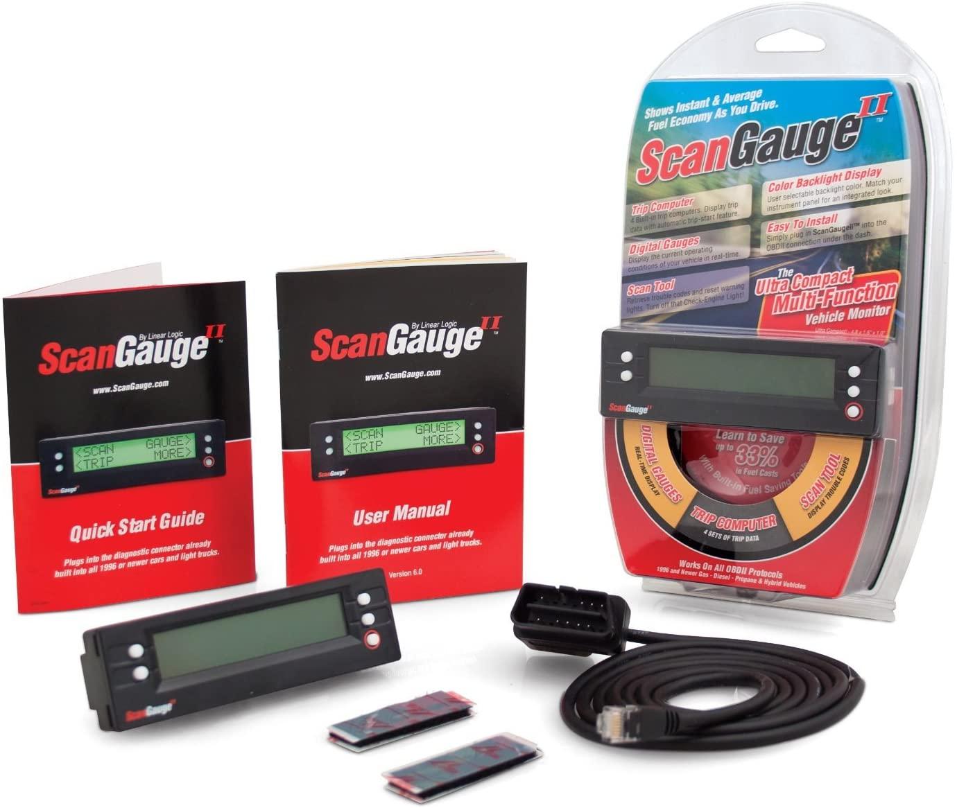 ScanGauge II + $12 Speed Perks Reward $119.99