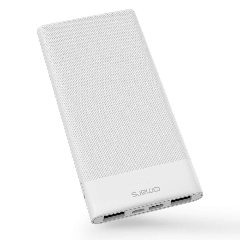 Portable Power Bank Omars 10000mAh USB C Battery Pack $9.99
