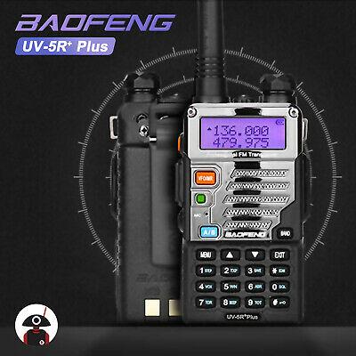 Baofeng UV-5R Plus Two way Radio VHF UHF Dual Band 5W A/B VOX FM $23.99
