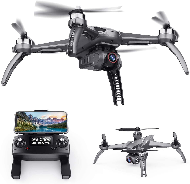 SANROCK B5W GPS Drones with 4K UHD Camera $119.99