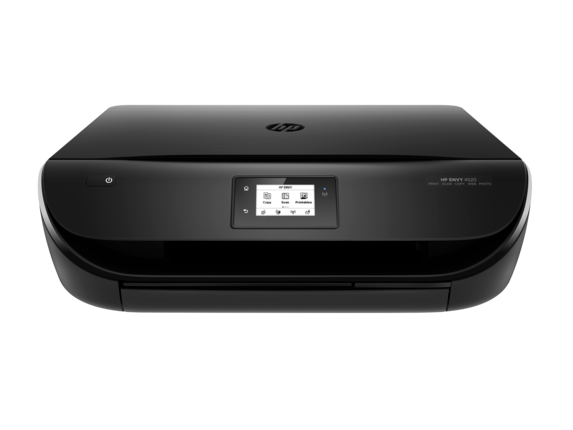 HP ENVY 4520 All-in-One Printer + Free HP Photo Paper (100 sht/4 x 6 in) + Free Ship & Return $49.99