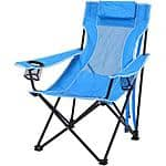Ozark Trail Oversized Mesh Lounge Chair $8.48