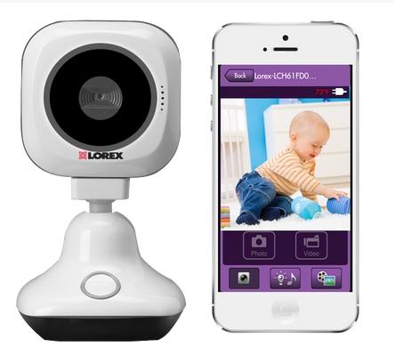 Lorex 720p wifi baby cam -24.99 + 10%off