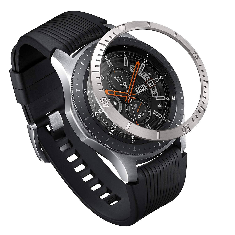 Ringke Bezel Ring for Galaxy Watch 46mm / Galaxy Gear S3 Frontier & Classic - $17.99 FS w/Prime