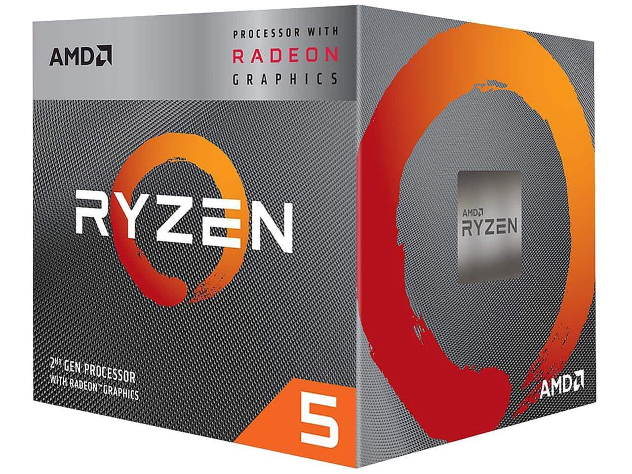 AMD Ryzen 3400g Newegg $139.99