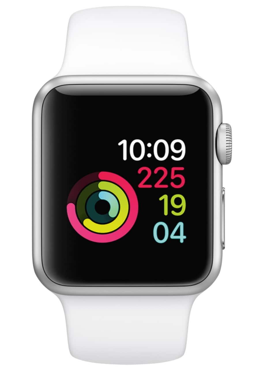 Apple Watch Series 1 (38mm): White or Black  $180 + Free S/H