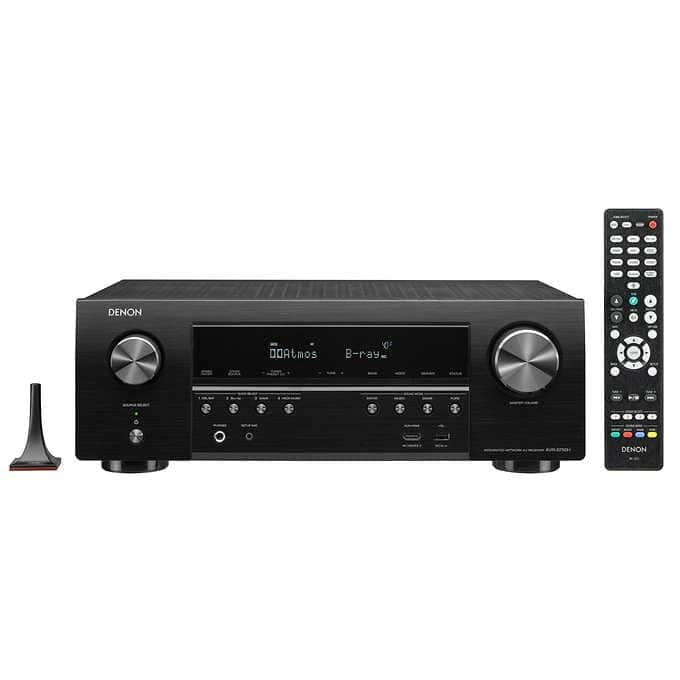 Denon AVR S750H  and Onkyo Tx NR595 7.2 Receivers  $399 each at Costco (member only price)