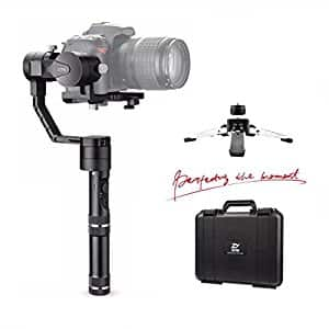 Amazon Prime Day Zhiyun Crane (V2) 3-Axis Gimbal Stabilizer for Mirrorless Cameras and DSLRs $519.20 + FS