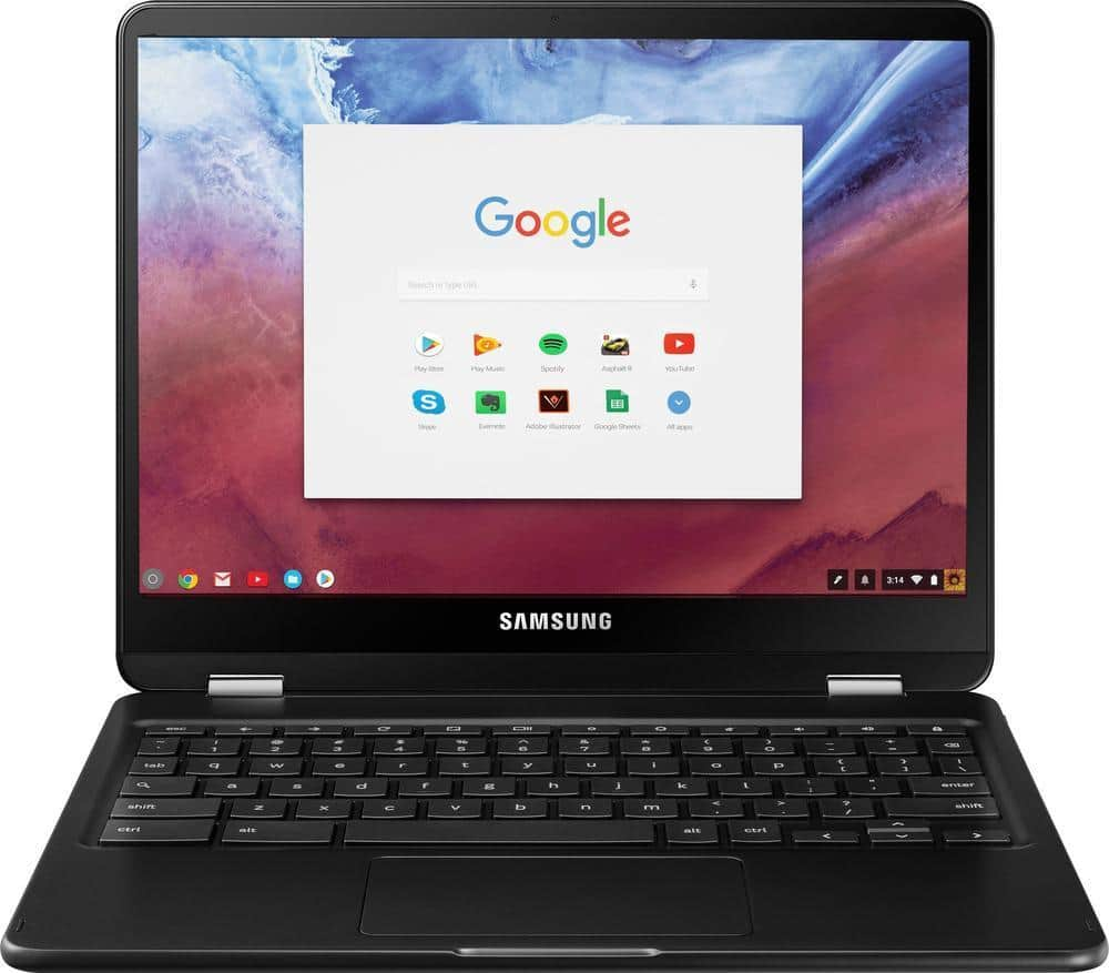 Samsung Chromebook Pro Open Box 64gb Emmc Best Buy Via Ebay