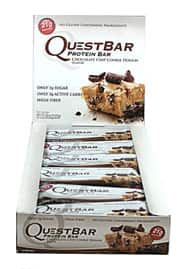 2 boxes of Quest Bars for $29.98 w/ Free Shipping @ Puritan's Pride - MUST have Amex offer!