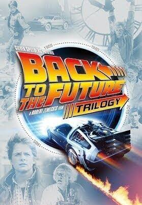 Back to the Future trilogy HD on Google Play Movies for $14.99