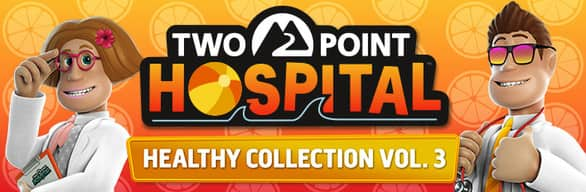 Two Point Hospital: Healthy Collection Vol. 3 (Original Game + 4 DLC) $25.67 With Steam Summer Sale First Purchase
