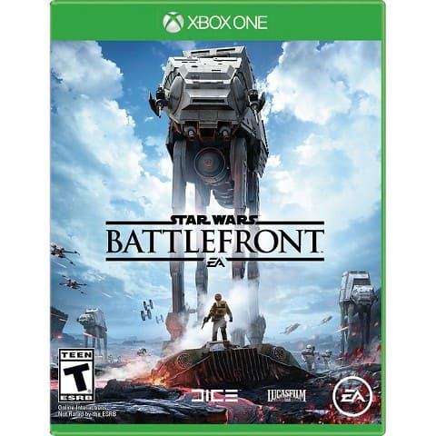 Star Wars: Battlefront (Xbox One) or Fallout (Xbox One) $47