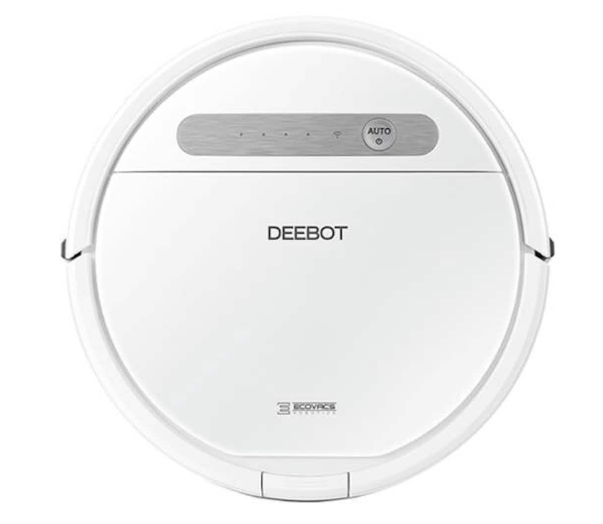 DEEBOT OZMO 610 App-controlled Self-charging Robot Vacuum $279.99 + Free Shippinng @ Best Buy