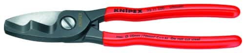 Knipex 9511200 8-Inch Cable Shears $31.72 & FREE Shipping @ Amazon
