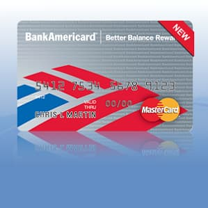 New Bank of America Credit Card $25 ($30 for Bank of America customer) per quarter for paying on time