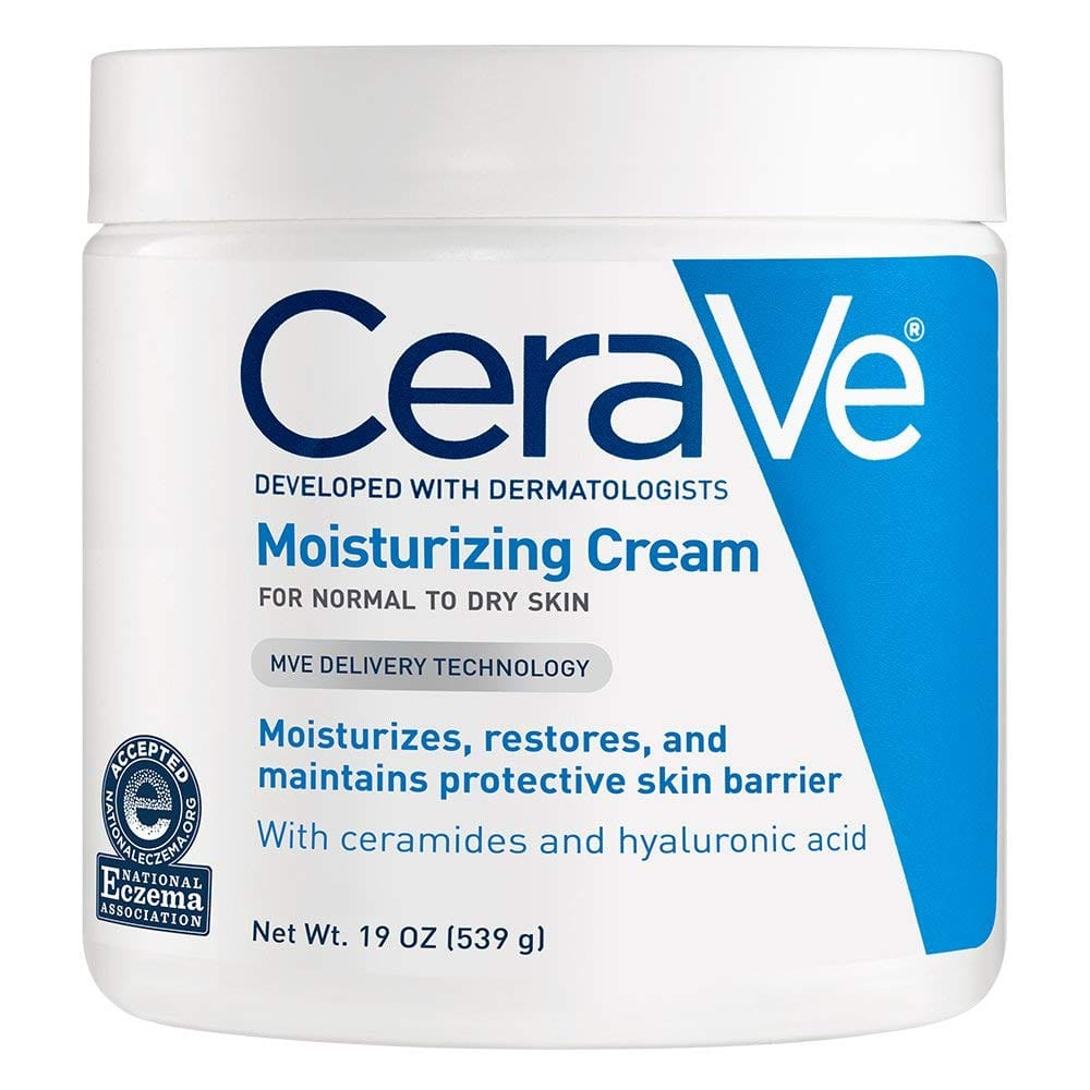 19oz CeraVe Daily Face and Body Moisturizing Cream $12.49 or less w/ S&S + Free S&H