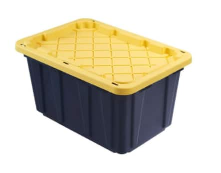 27 gal Storage container B&M Only Costco $5.99