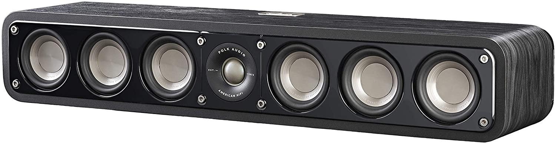 Polk Audio Signature Series S35 Center Channel Speaker - $149.99