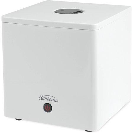Sunbeam Visible Mist Humidifier, White $10.15 Walmart