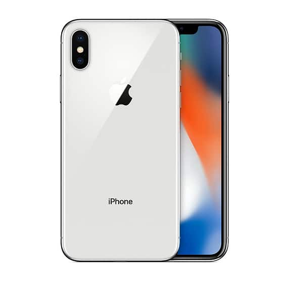 Refurbished iPhone X on sale from Apple.com (silver or black) $769