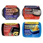 College Microwave Set 25% OFF (As seen on Shark Tank) $14.99 + Free Shipping