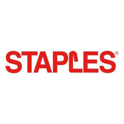 $10 off your next purchase of $30 or more for Staples Reward Members when you recycle your unwanted electronics in store next week. 11/11 - 11/17/18