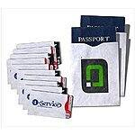 Credit Card & Passport Holders Case Set W/anti-theft RFID Blocking Capabilities for Security just $7.47