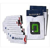Amazon Deal: Credit Card & Passport Holders Case Set W/anti-theft RFID Blocking Capabilities for Security just $7.47