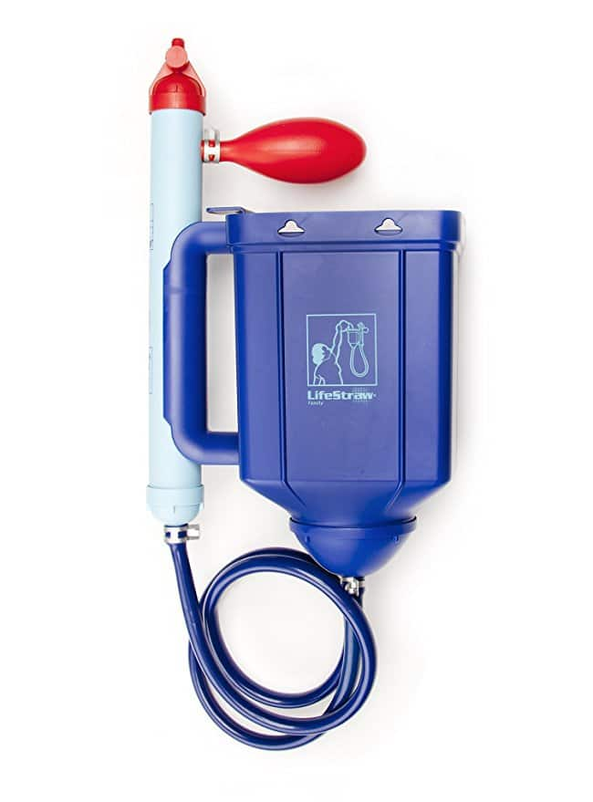 LifeStraw Family 1.0 Water Purifier [1PACK] $48.40
