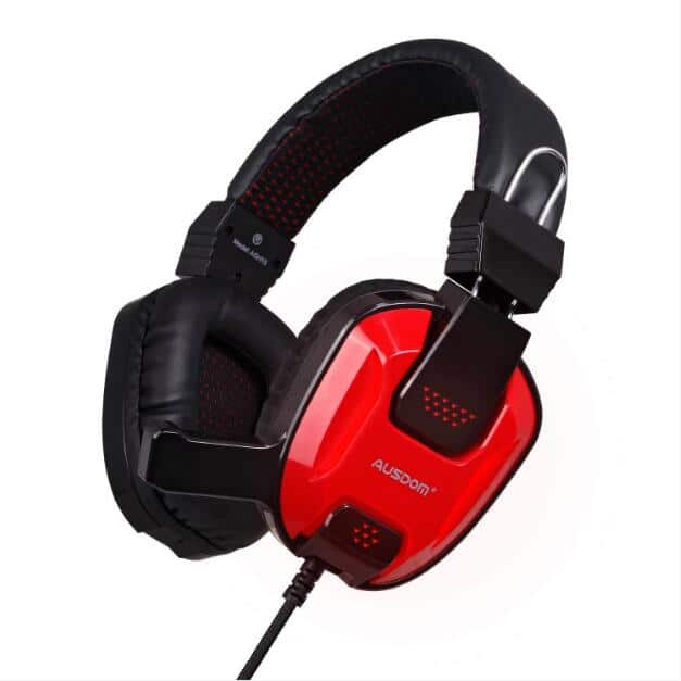 AUSDOM Over Ear Gaming Headset ships from U.S. starts $8.09