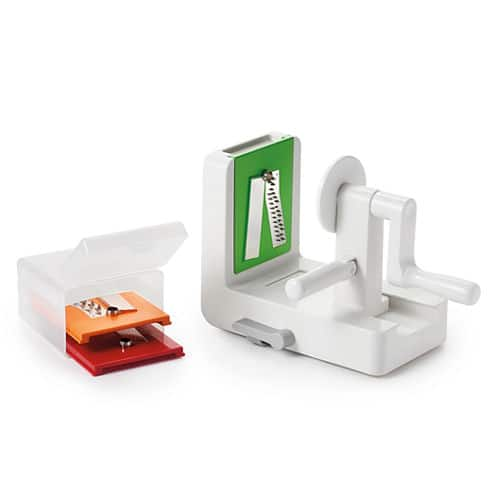 OXO Tabletop Spiralizer $24.49 at JCPenney, free ship to store
