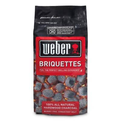 Weber Charcoal Briquettes (20 lb) $3.90 @ Home Depot In Store YMMV