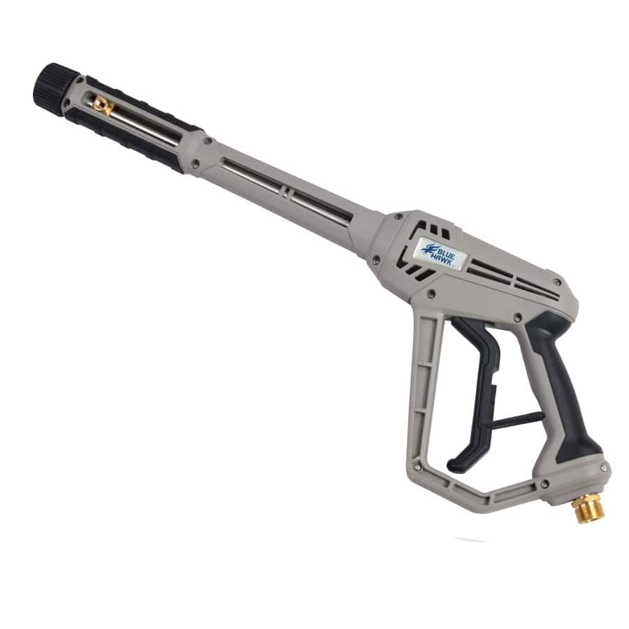 Lowes - Pressure Washer Sprayer Deals - Blue Hawk 4200-PSI Metric Spray Gun - As low as $6.18, 3100 $9.99, EXT Wand $8.74