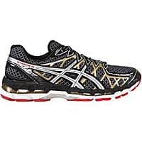 Nordstrom Deal: Asics GEL-Kayano 20 Running Shoe (Men) Black/White/ Gold only $79.96 with free shipping wide sizes show available. Nordstrom