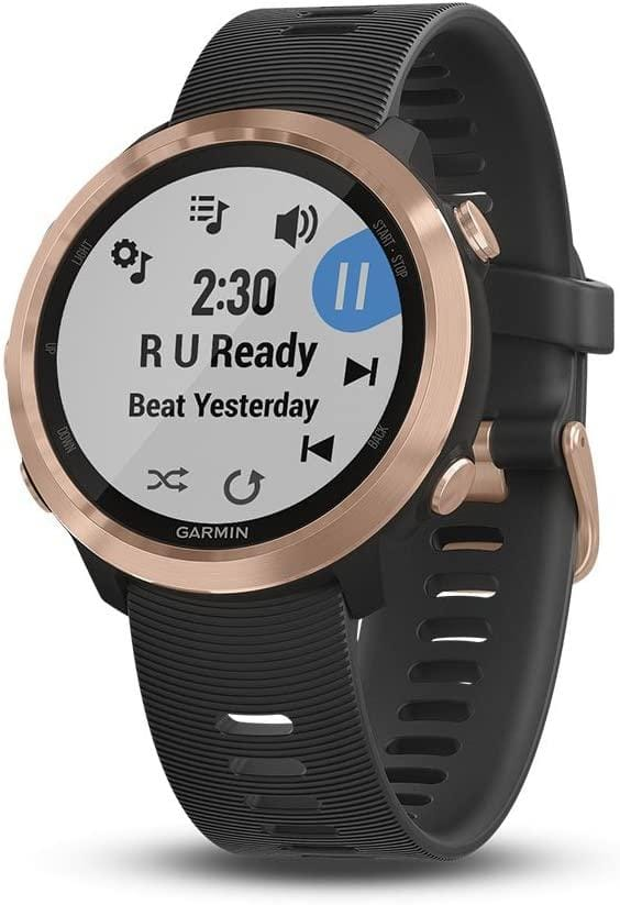 GARMIN FORERUNNER 645 MUSIC (REFURBISHED) $259 with deal code