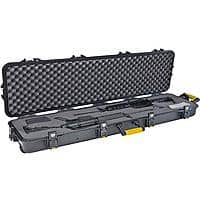 Amazon Deal: Plano AW Double Scoped Rifle Gun Case with Wheels and pluck foam - $89 + Free shipping (prime)