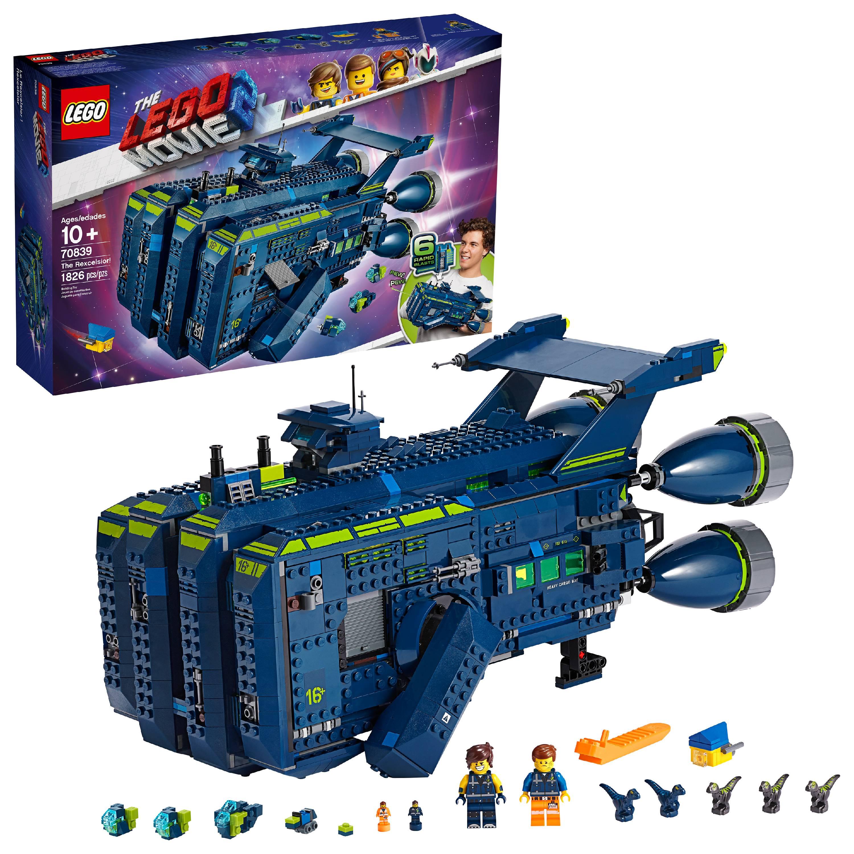 LEGO The LEGO Movie 2 -The Rexcelsior 70839 - $35 @ Walmart B&M, very YMMV
