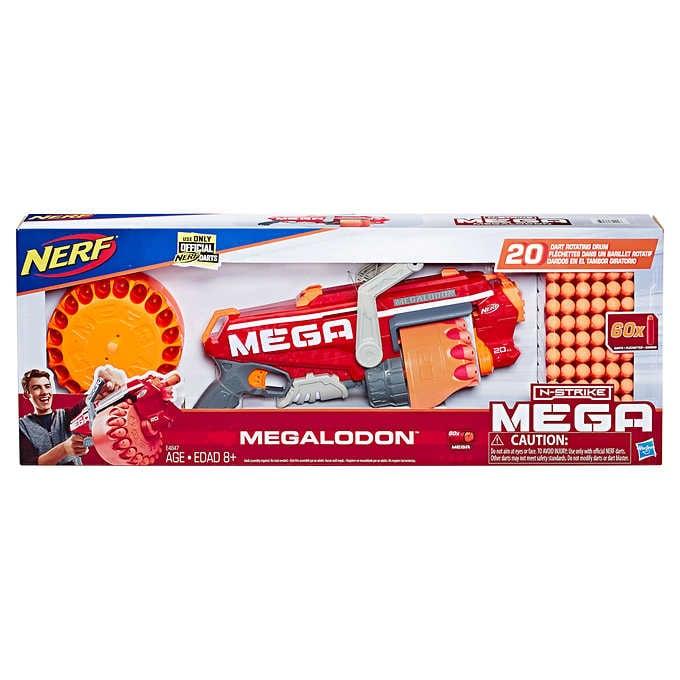 Nerf Megalodon Mega Pack $24.97 - Costco