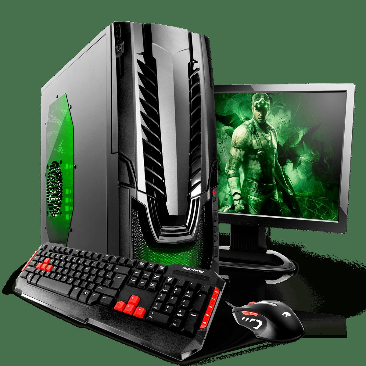iBUYPOWER Desktop: i5-7600K, 8GB DDR4, 1TB, GTX 1060 $699 after $200 Rebates + Free Shipping