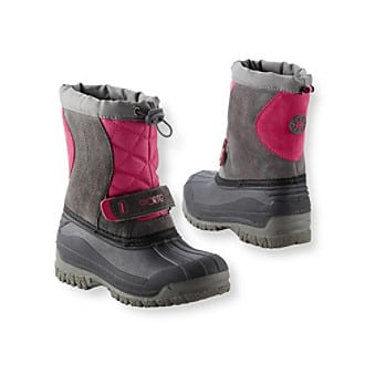 Sporto Boots for toddlers and youth (original $55) now $21 f/s BonTon