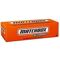 Mattel Shop Deal: MATCHBOX® 50 Car Pack $24.67---HOT WHEELS® 50 Car Pack $35.74  free shipping w/$25+@mattel