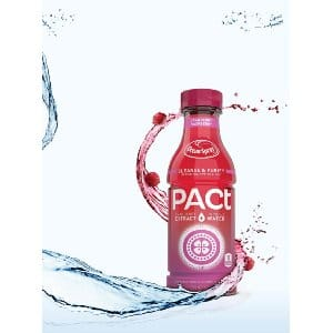 Ocean Spray Pact Cranberry Extract Water, Raspberry, 16 Ounce Plastic Bottles, 12 Count $6.74 or less w/subscribe & save @Amazon