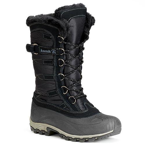 Kamik Snowvalley Women's Waterproof Winter Boots $25.19 + tax shipped w/ Kohls Charge